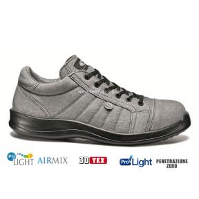 "Pantof scurt ""Grey Fobia"" - COD 26087"