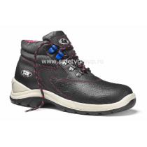 """Pantof inalt """"Santos"""" - COD 27054U"""