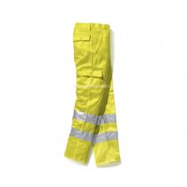 "Pantaloni ""Mistral"" galbeni - COD 34939"