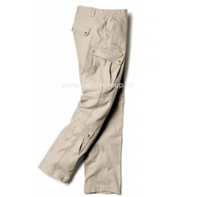 "Pantaloni ""Cargo"" bej - COD 65314BE"