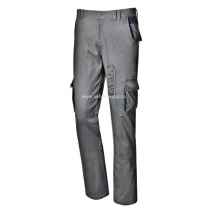"Pantaloni ""Stretch"" gri - COD 65340G"
