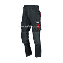 Pantaloni de lucru Harrison gri
