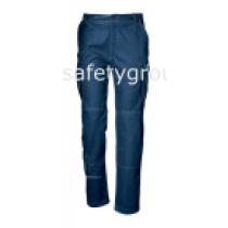 "Pantaloni ""Cargo"" albastri - COD 65314B"
